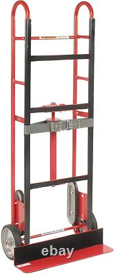 2 Wheel Professional Appliance Steel Hand Truck Durable Dolly 750 Lb. Capacity