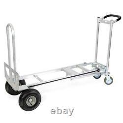 3-in-1 Aluminum Hand Sack Truck / Foldable Dolly Cart (Genuine Neilsen CT5465)