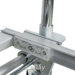 CE Portable Folding Aluminum Hand Truck Luggage Carts Dolly Heavy Duty, USA Ship