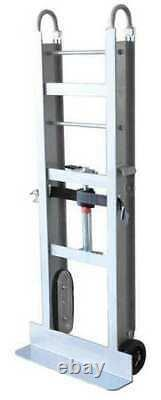 Dayton 34D656 Appliance Hand Truck, WithSecurity Belt