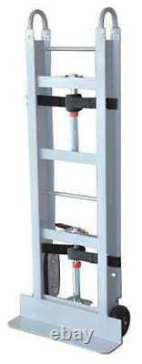 Dayton 34D657 Appliance Hand Truck, With2 Security Belts