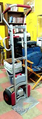MAGLINER LIFTKAR SAL 140 ERGO Hand Truck, Stair Climber, Aluminum Dolly
