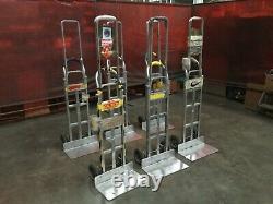 Magcoa Hand Trucks Aluminum 500 lb Capacity Extended Base (Lot of 6 units)