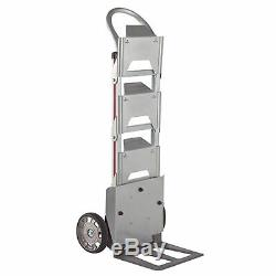 Magliner B4K-111-HM-815 Bottle Water Hand Truck with 4 Trays 500 Lb. Cap