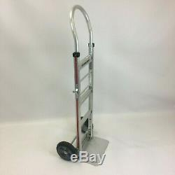 Magliner Folding Frame Aluminium Two Wheel 227kg Rated Hand Truck Trolley