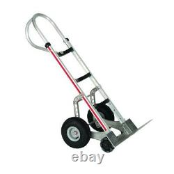 Magliner Hand Truck Cart Mover Self Stabilizing Aluminum Wheels Double Row 500lb