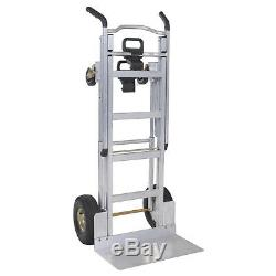 Moving Equipment Hand Truck Aluminum Appliance Cart Furniture Dolly 1000 lbs NEW