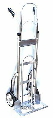 NK HTA-14U Aluminum Hand Truck, Folding Nose Extension, Local Pickup Only