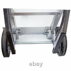 NK Heavy Duty PT-007 Aluminum Hand Truck, Stair Climber, Local Pickup Only