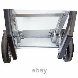 NK Wholesale HD 10 Aluminum Hand Truck, Stair Climber, Local Pickup Only(007)
