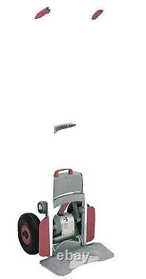 Powered Stair-Climbing Corrosion-Resistant Aluminum General Purpose Hand Truck
