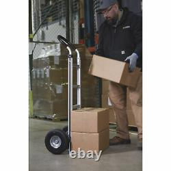 Strongway Aluminum Hand Truck 600-Lb. Capacity