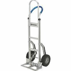 Strongway Aluminum Hand Truck/Stair Skid 660-Lb. Capacity