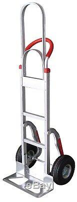 Tyke Supply Aluminum Stair Climber Hand Truck With Extra Tall Handle HS-3