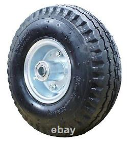 Tyke Supply Commercial Aluminum Hand Truck D Loop handle Air Tire HS-15