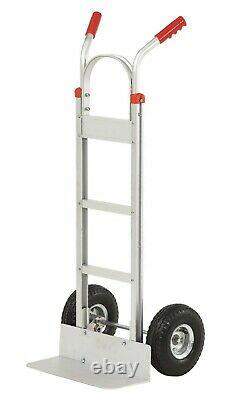 Tyke Supply Commercial Aluminum Two Hand Truck Dolly HS-5