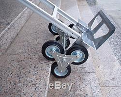 Tyke Supply Stair Climber Aluminum Hand Truck Commercial Quality